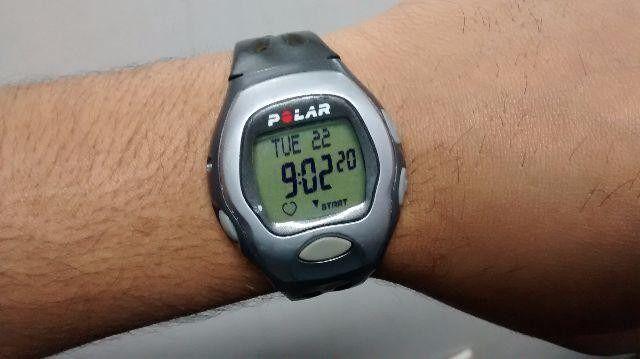 Ceas Polar F5 Sport + banda T.31