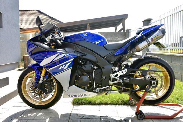 Yamaha R1 2010 Big Bang