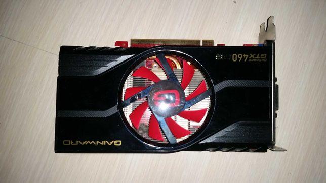 placa videogtx 460 1g gainward GS