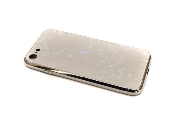 Кейс с мраморен ефект за IPhone 6 / 6s / 7 / 8 - Топ Цена !