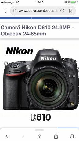 Nikon d 610 body!