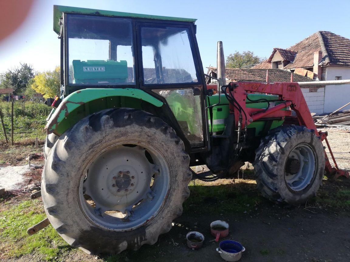 Tractor deutz dx3