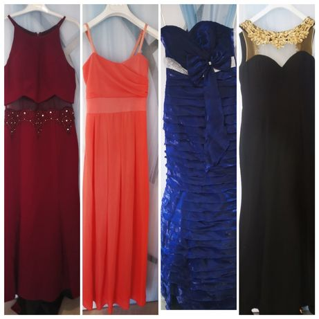 Бални рокли - разпродажба