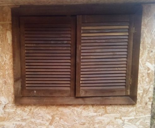 Жалузни капаци за прозорци