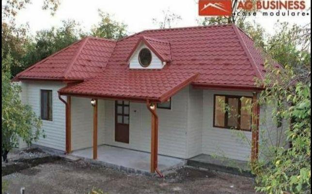 Vând și producem case locuibile