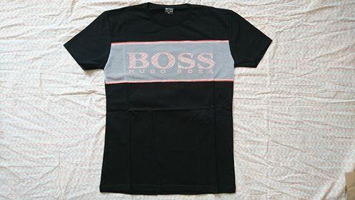"""Оригинална Мъжка Тениска """"BOSS"""" Hugo Boss"""