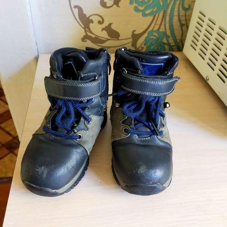 Продаю зимние ботинки для мальчика