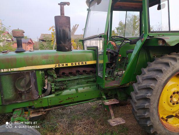 Tractor 90cp, jhone Derre