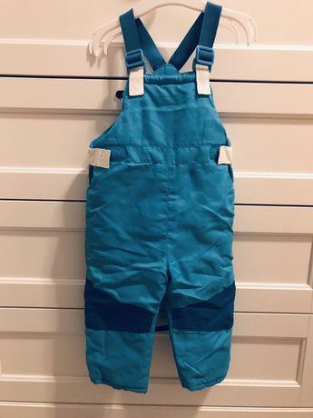 Pantaloni de schi / zapada marime 80