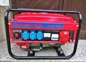 Генератор за ток HONDA 3,5 киловата - четиритактов Агрегат нов