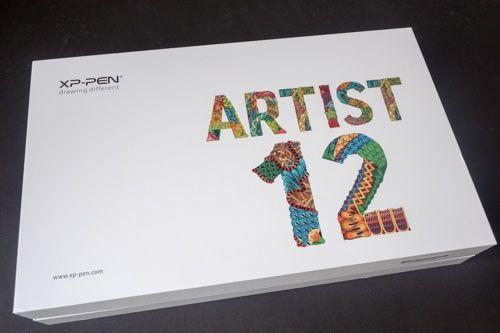 Графический планшет Xp-Pen Artist 12 новый