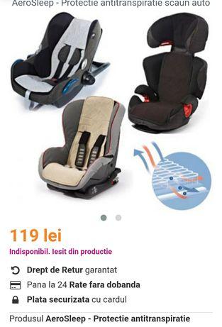 Protectie antitranspiratie scaun auto/scoica