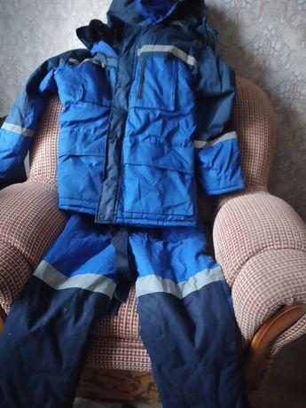 Костюм зимний рабочий