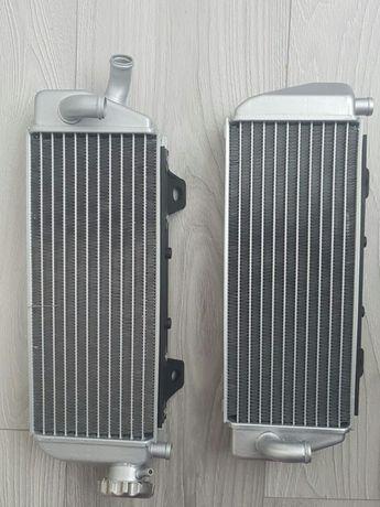 Radiatoare KTM, Husqvarna 2017-2019. Protecții radiatoare aluminiu.