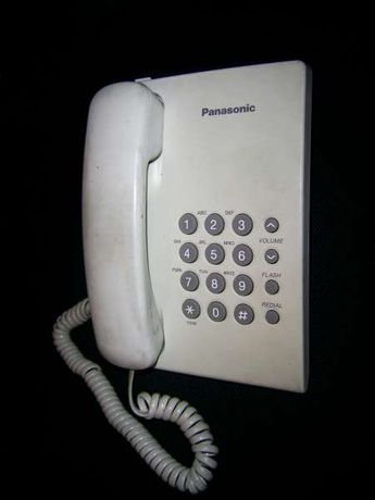 Телефонен апарат Панасоник Panasonic плюс подарък