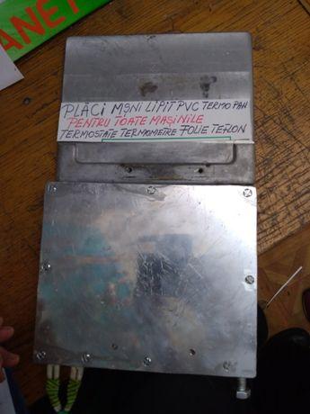 Placi electrice lipit PVC termopan