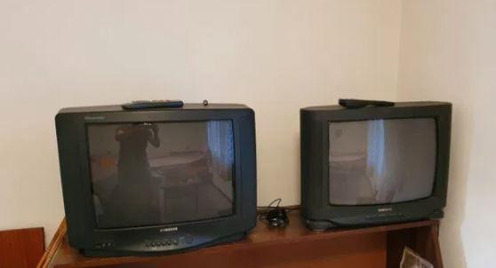 Телевизори, работещи - 5 броя.