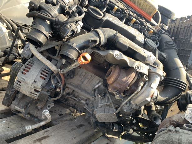 Motor COMPLET1,6 HDI 90Cp *9HZ*  2009 Injectie BOSCH Euro 5 Rulaj Mic-