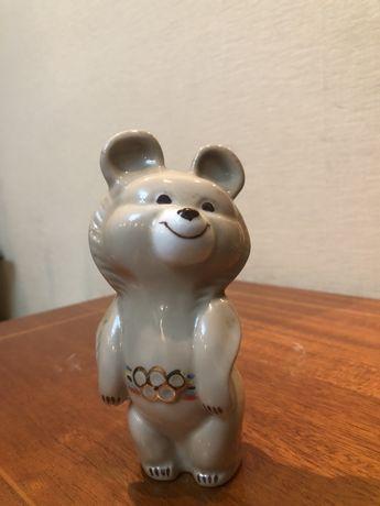 Статуэтка мишка Олимпийский