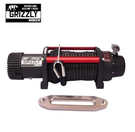 Troliu auto / Grizzly winch 9500 lbs / 12 v