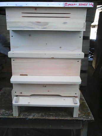 Рамки за кошери, дъна и пчелни кошери всякакви видове!