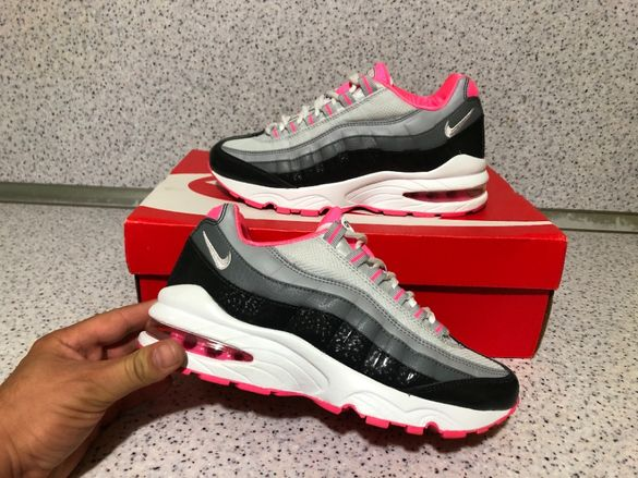 ОРИГИНАЛНИ *** Nike Air Max 95 LE (GS) / Grey Pink