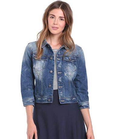 G-Star Raw Tailor cropped jacket women color medium aged