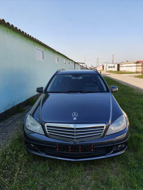 Vând Mercedes C220 W204 Euro 5 2010 170 Cp