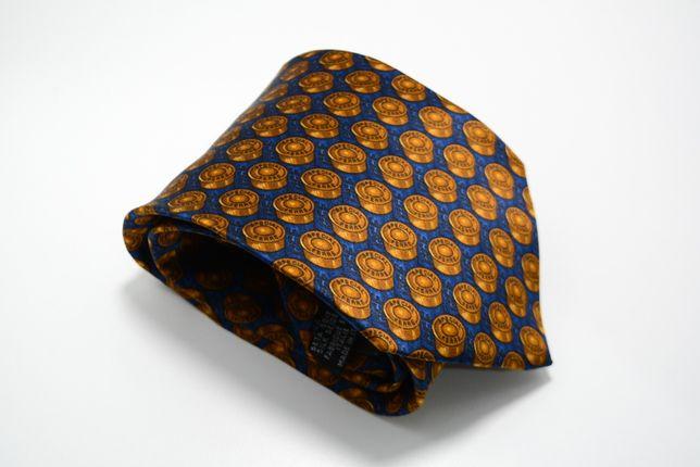 Cravata Barabti Gianfranco Ferre 10 x 145 cm Matase Albastru CR127