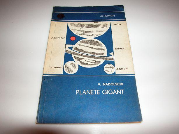 Astronomie: Planete gigant (Jupiter, Saturn, Uranus, Neptun)