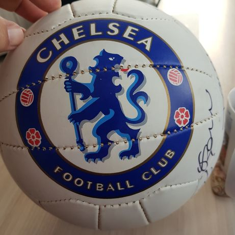 Chelsea ball Челси