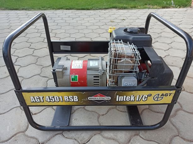 Generator 4.2KW AGT