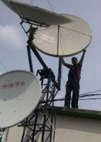 Instalare antena satelit