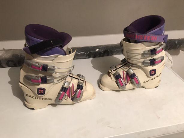 Продам лыжи фирмы ELAN и ботинки DACHSTEIN с сумкой