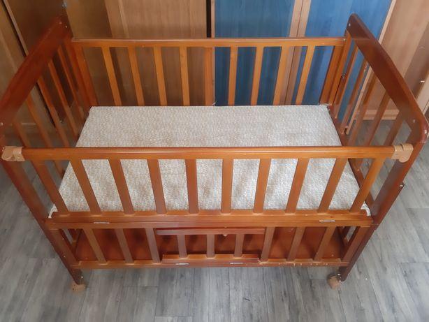 Кроватка трансформер от 0 до 4х лет