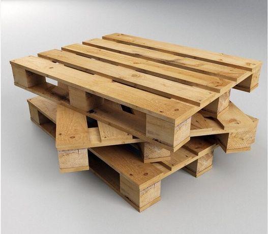 Паллеты деревянные, поддоны