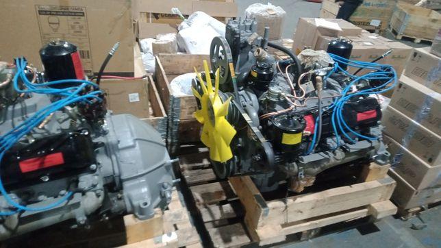 Двигатель Зил 130 и 131
