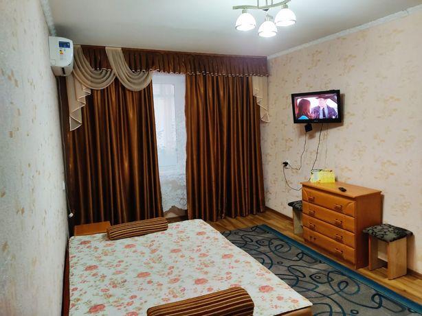 Квартира ПОСУТОЧНО ПО ЧАСАМ в Центре Айнабулака
