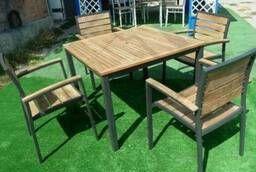 Садовая мебель, мебель для летников и кафе.
