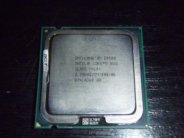 Procesor Intel core 2 duo E4500 2.2Ghz socket 775 (LGA 775) SLA95