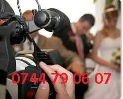 Filmari nunti cameraman fotograf filmare foto video