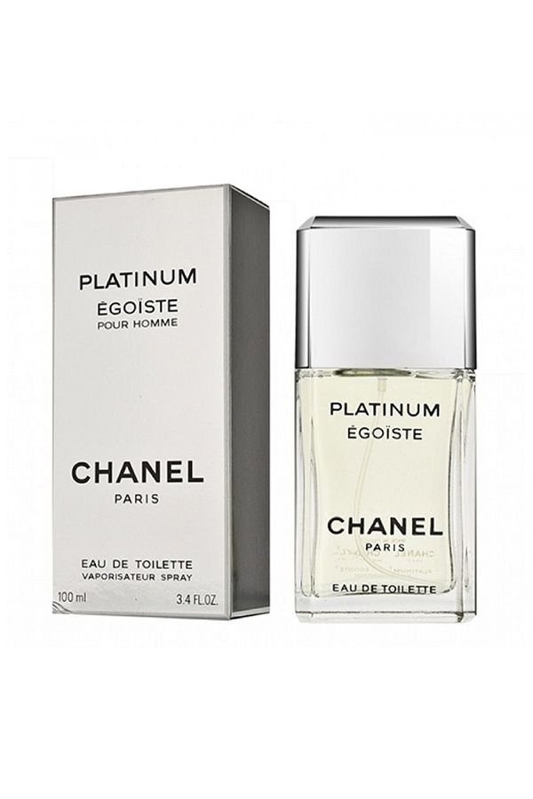 Оригинал ! Chanel Egoiste Platinum EDT 100мл.