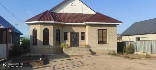 Срочно продается новый дом в Каскелене!