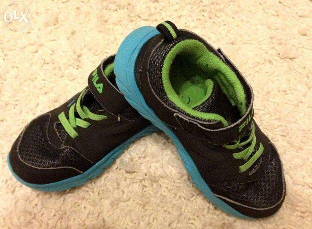 Pantofi sport baieti, copii, Fila, marime 28
