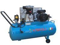 Compresor aer 100L Visoli/10 bari/motor 2,2kw bobinaj cupru