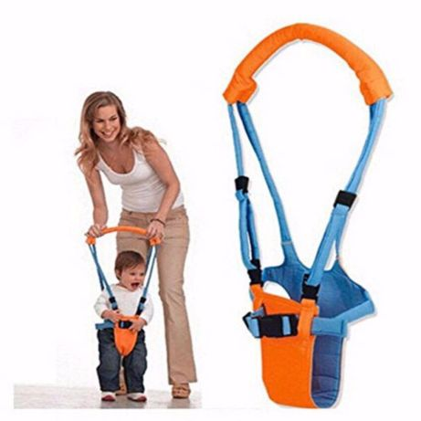 Лека и удобна регулируема бебешка проходилка Moon Walk