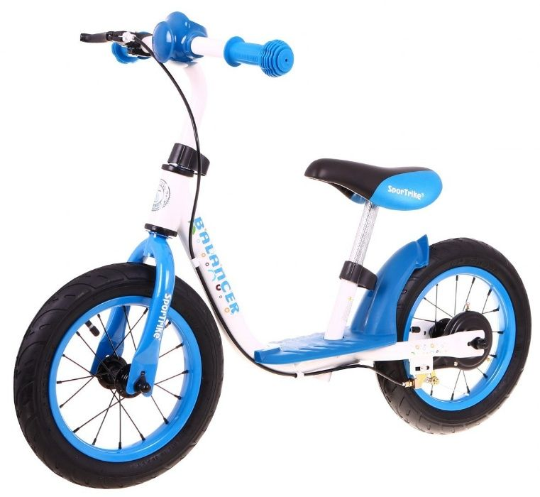 Bicicleta de echilibru fara pedale BALANCER, Albastru Bucuresti - imagine 1