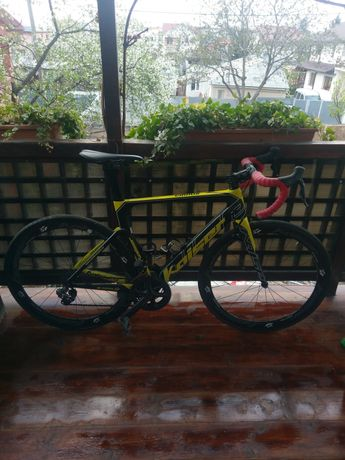 Bicicleta/Cursiera full carbon