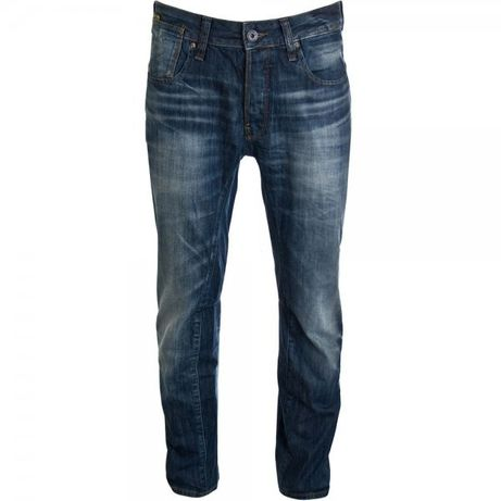 G-Star A-Crotch Tapered jeans dark aged