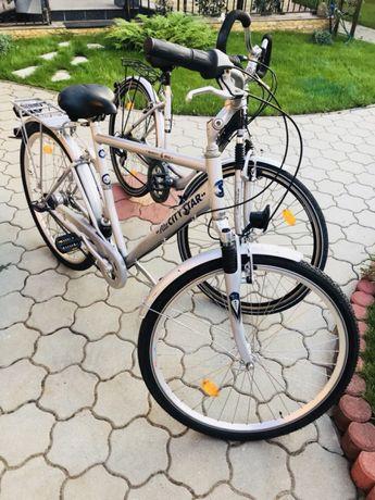 Vând biciclete set cadru aluminiu impecabile